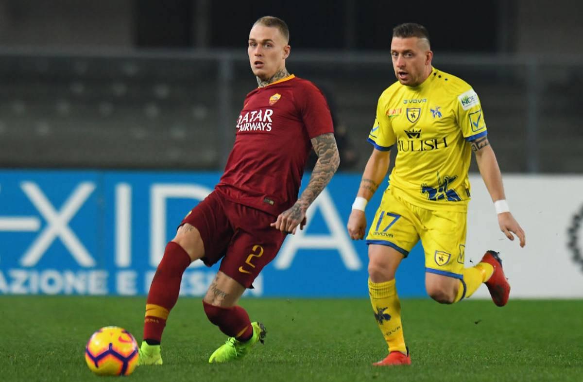 Roma Karsdorp calciomercato