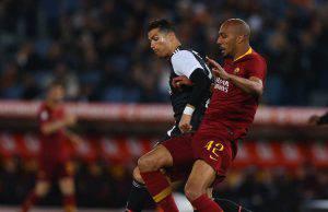 Roma Nzonzi Arsenal inter