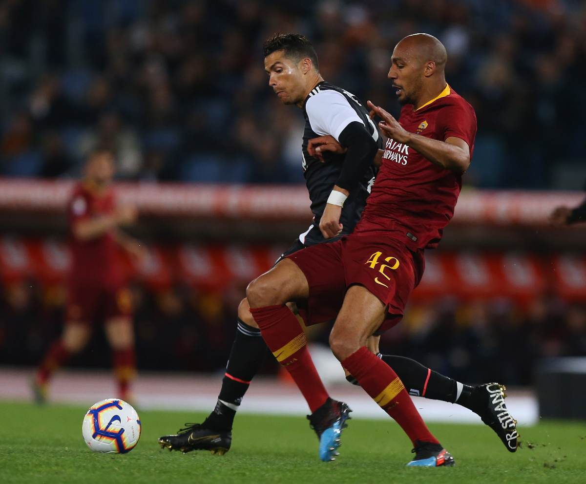 Roma Nzonzi Arsenal inter