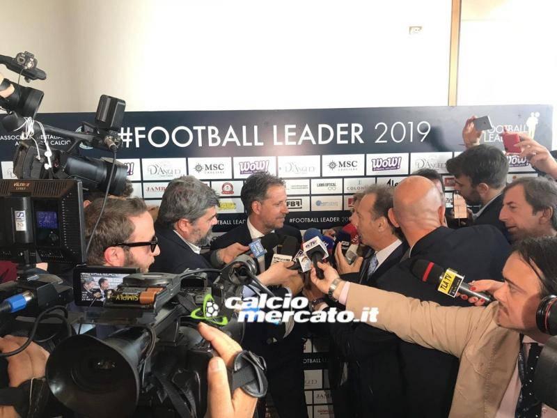 Paratici Juventus allenatore Real