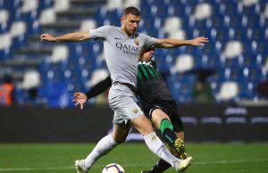 calciomercato Inter Lukaku Dzeko Icardi