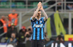 calciomercato Inter Icardi Juventus Wanda Nara Paratici