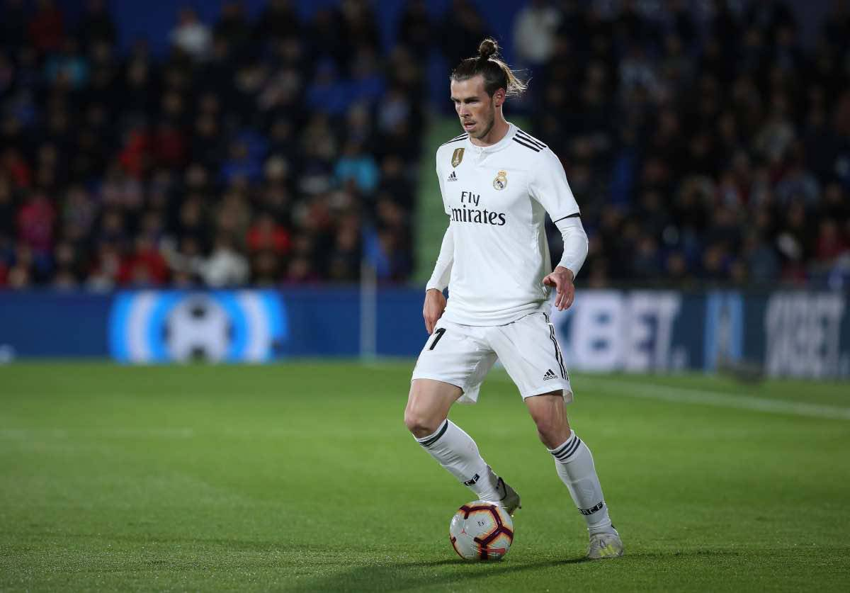 calciomercato Inter Bale Real Madrid Tottenham