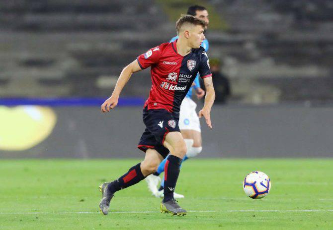calciomercato Inter Barella Cagliari