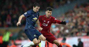 Darmian Firmino Manchester Liverpool