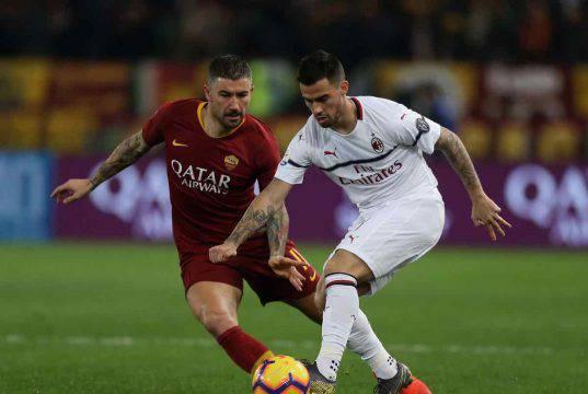 calciomercato Milan Schick Suso Roma