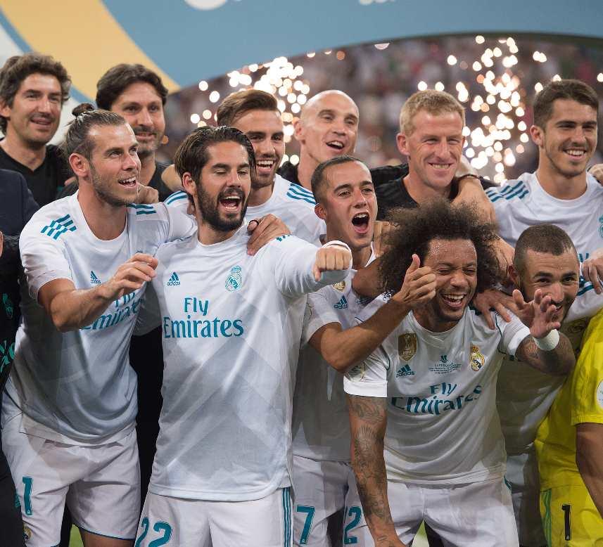Juventus Isco Real Madrid