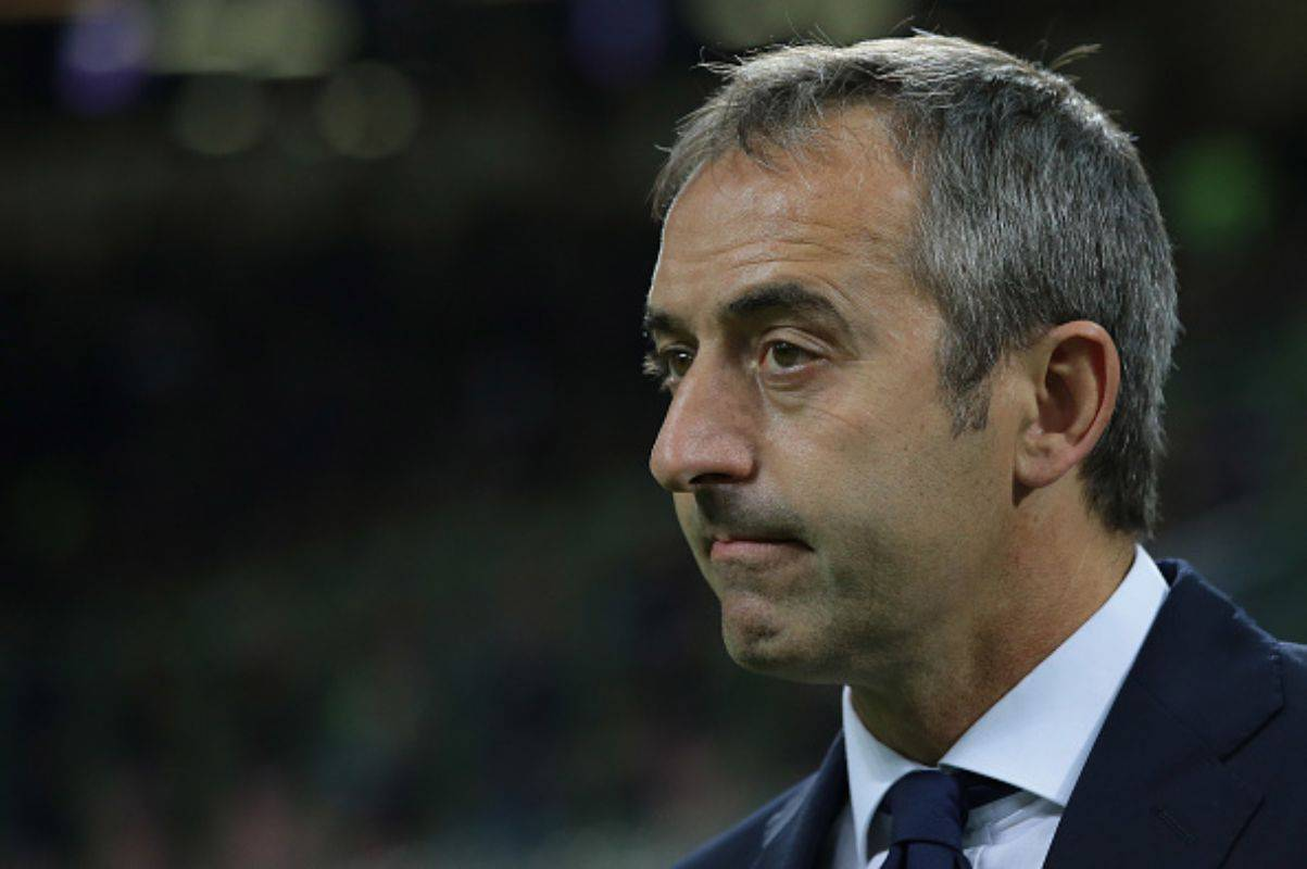Marco Giampaolo Milan (Getty Images)
