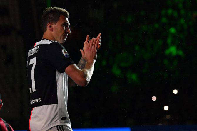 Mario Mandzukic Juventus (Getty Images)