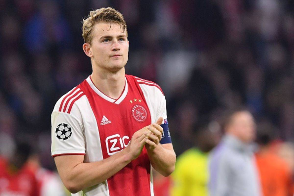 Matthijs de Ligt Juventus (Getty Images)