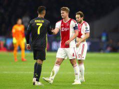 Matthis De Ligt e Ronaldo Juventus (Getty Images)