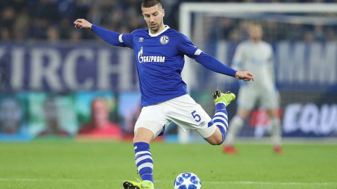 Calciomercato Roma, torna l'idea Nastasic dello Schalke 04: la situazione