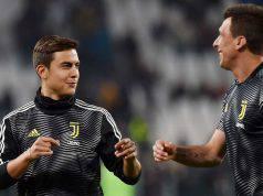 Juventus Mandzukic Everton