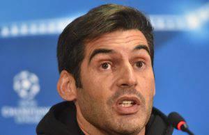 Paulo Fonseca allenatore della Roma (Getty Images)
