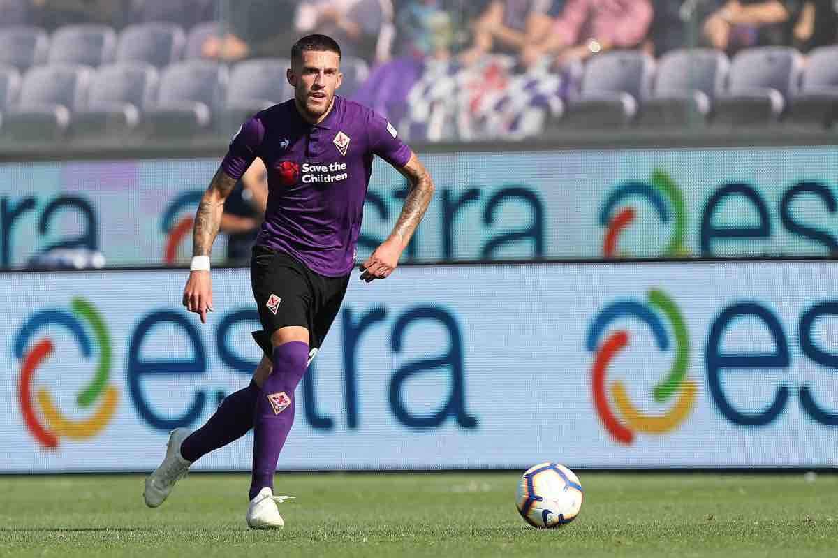 calciomercato Inter Biraghi Dalbert Fiorentina