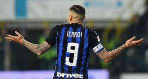 Inter Icardi Monaco Wanda