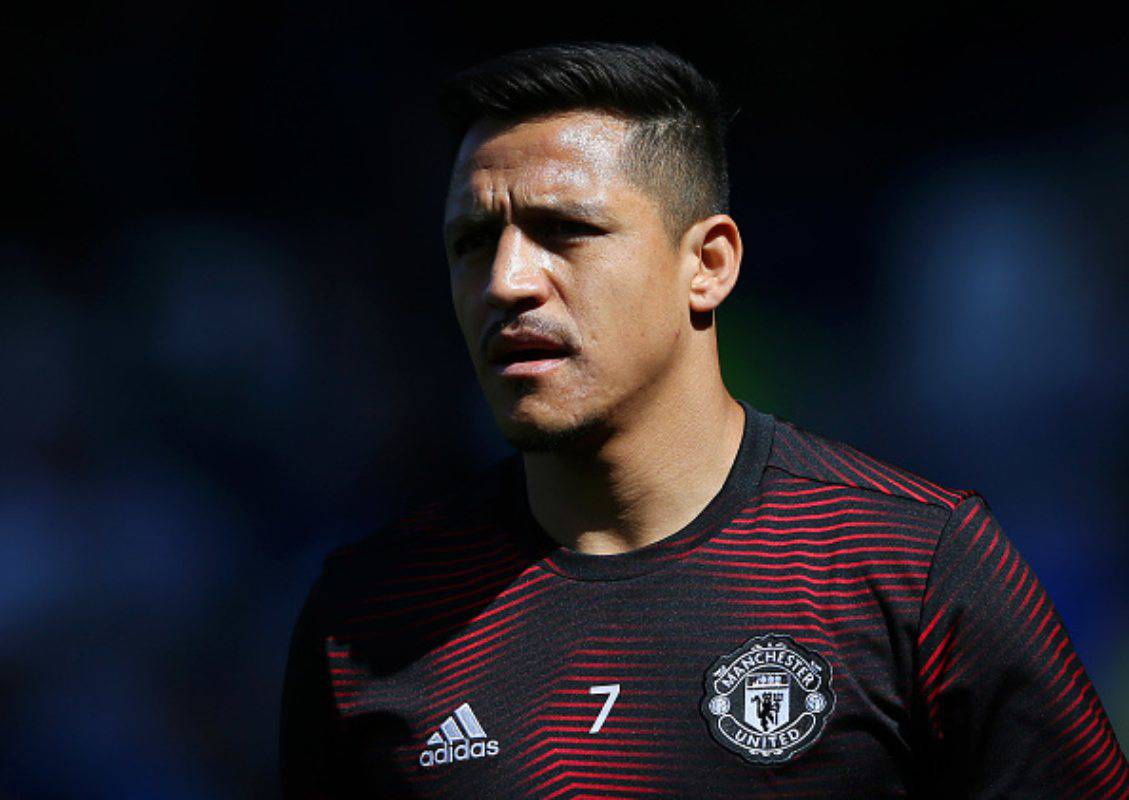 Alexis Sanchez Inter (Getty Images)