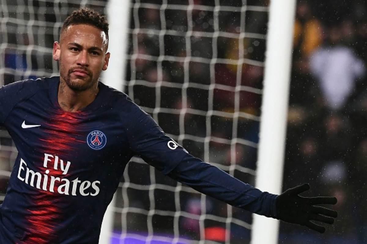 Calciomercato Neymar Barcellona PSG Juventus Dybala