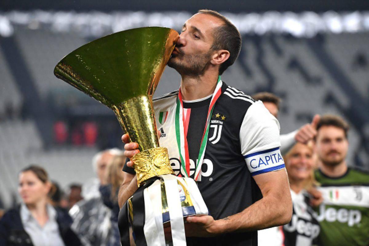 Giorgio Chiellini Juventus (Getty Images)