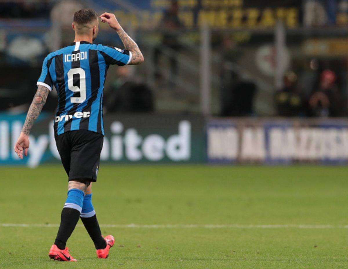 Mauro Icardi Inter Juventus