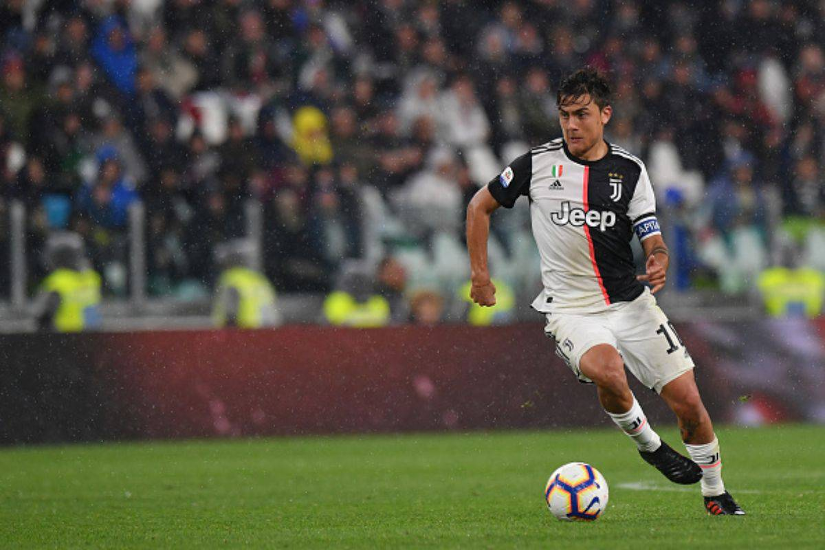 Paulo Dybala Juventus (Getty Images)