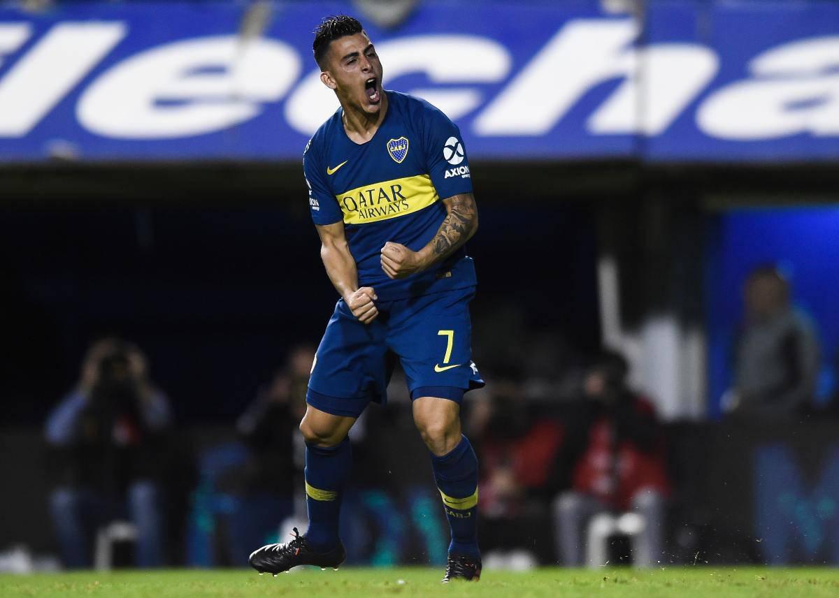 Pavon Boca Juniors Roma