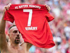Ribery Fiorentina Bayern Monaco