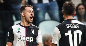 Aaron Ramsey Juventus (Getty Images)