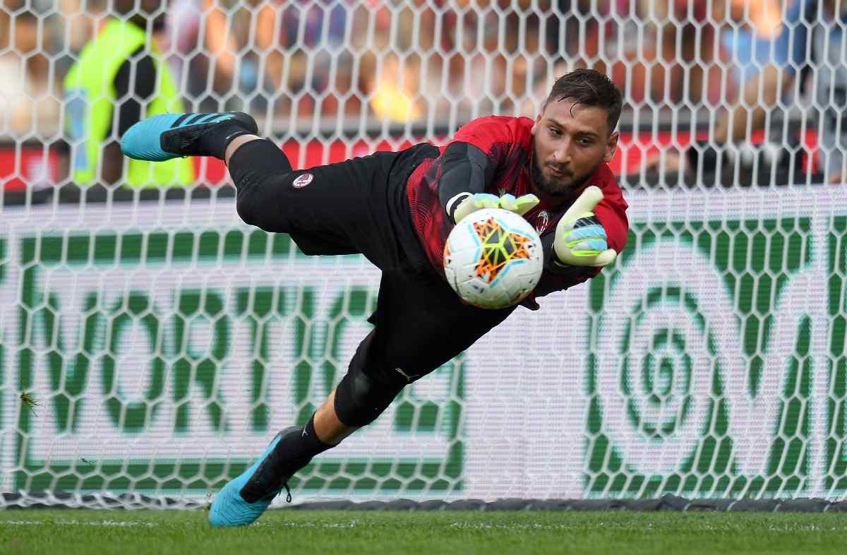 Calciomercato Milan cessioni Donnarumma
