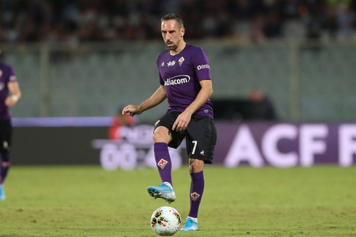 Franck Ribery Fiorentina (Getty Images)
