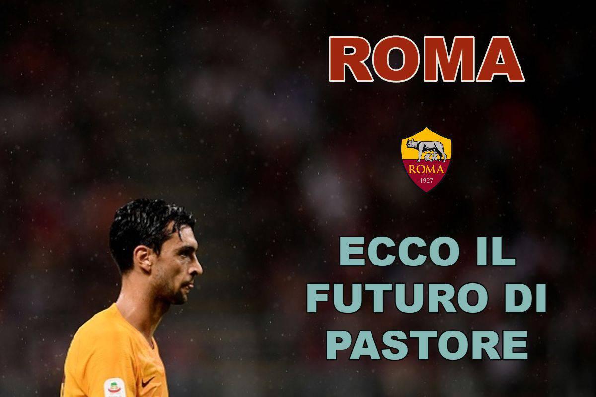 Roma, ecco il futuro di Pastore