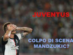 Juventus, colpo di scena Mandzukic?