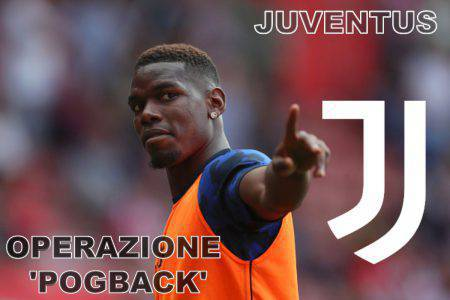 Juventus, operazione 'Pogback'