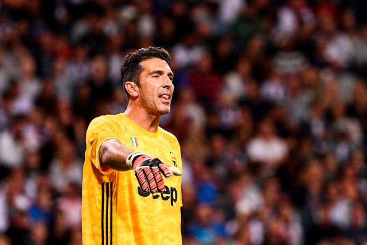 Gianluigi Buffon Juventus (Getty Images)