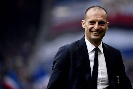 Massimiliano Allegri Juventus (Getty Images)