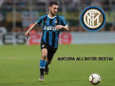 Ancora all'Inter: resta!