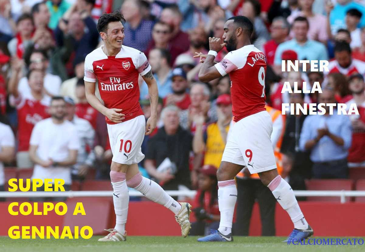 Inter Ozil