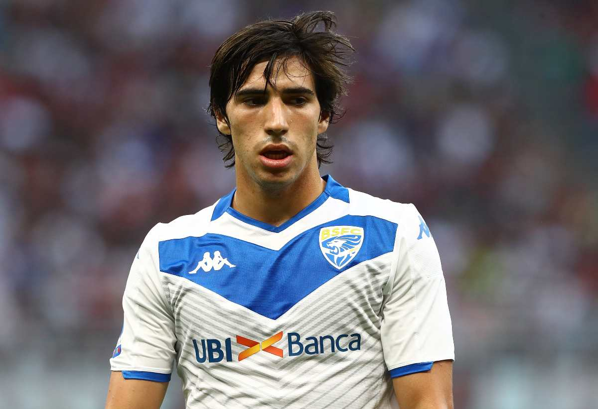 Sandro Tonali (Getty Images)