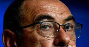 Sarri Conferenza Stampa Juventus