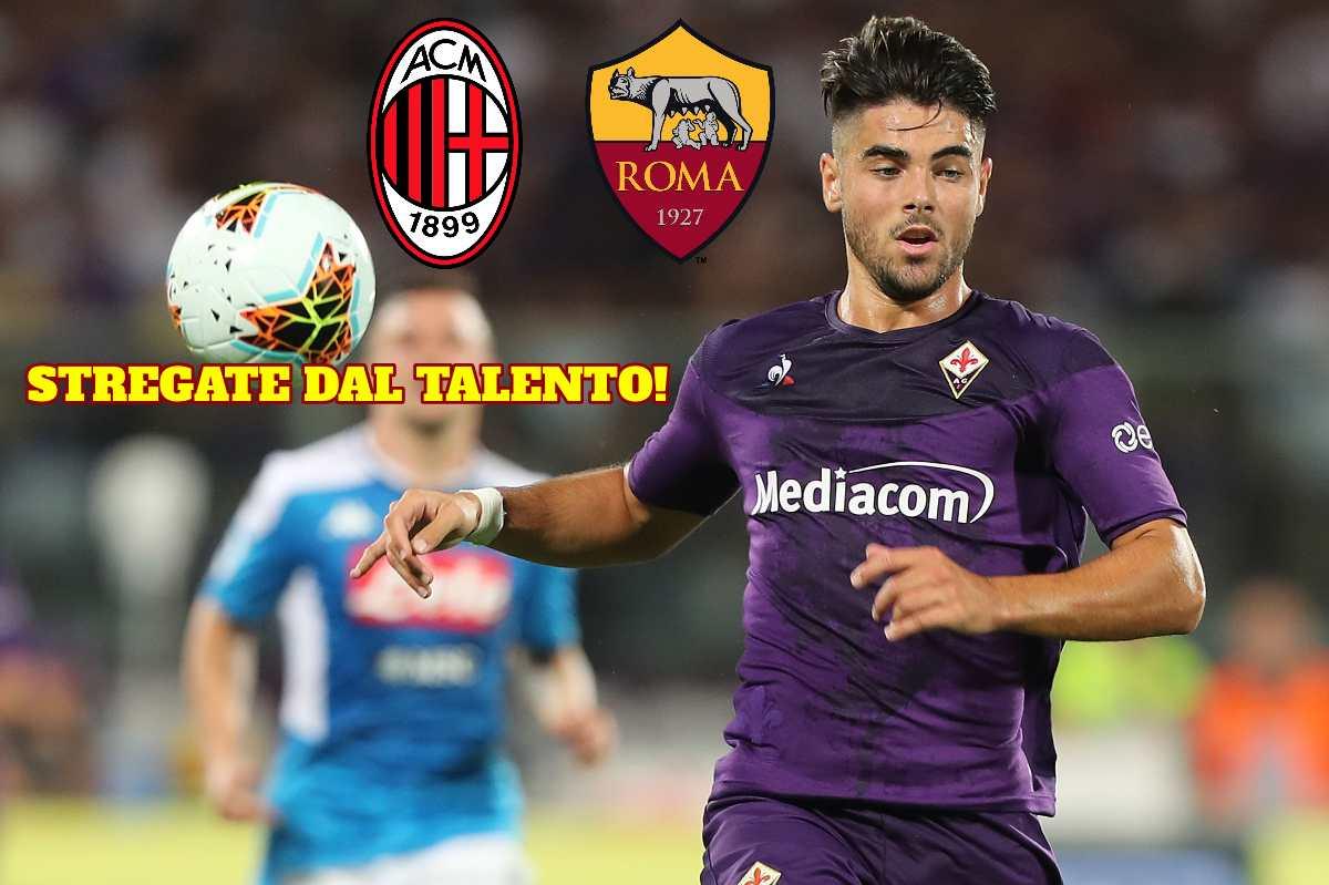 Roma e Milan, stregate dal talento