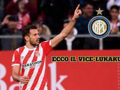Inter, Stuani il vice-Lukaku