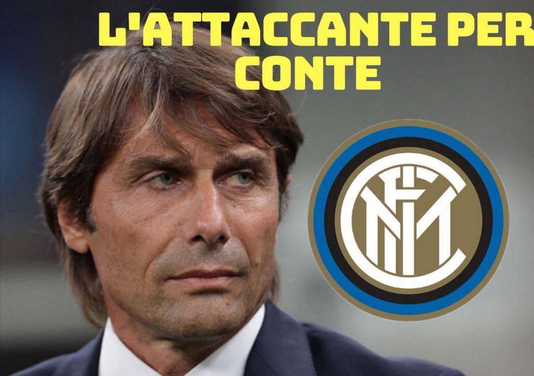 Inter, l'attaccante per Conte