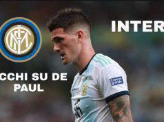 Inter, occhi su De Paul