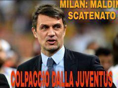 Milan, Maldini scatenato: colpaccio dalla Juventus