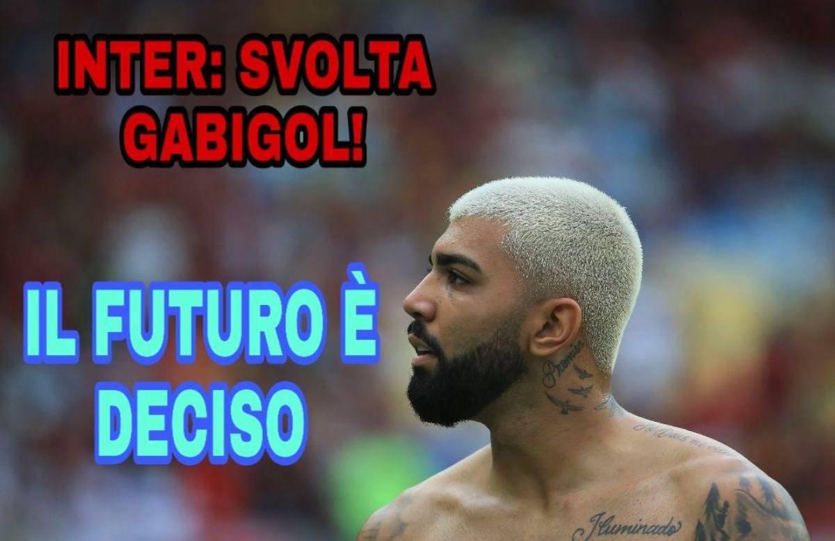 Inter: svolta Gabigol, il futuro è deciso