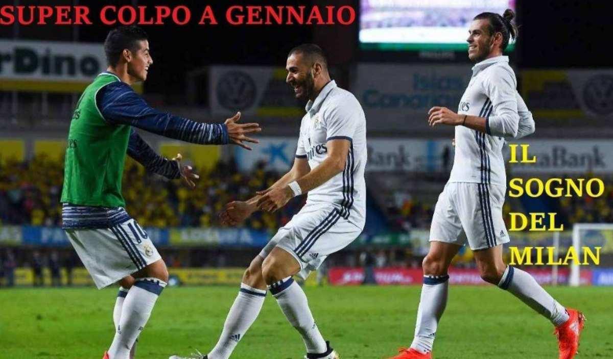 Super colpo a gennaio: il sogno del Milan