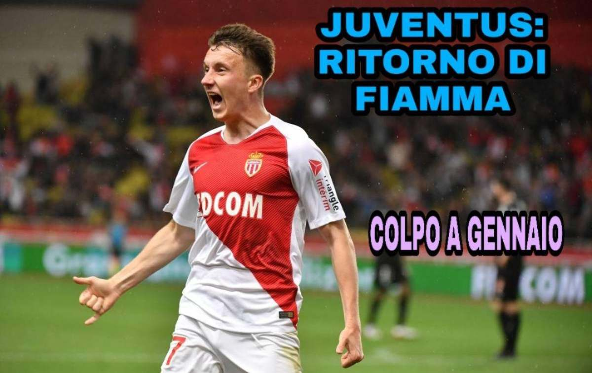 Juventus: ritorno di fiamma, colpo a gennaio