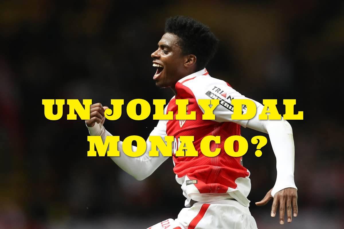 calciomercato Milan Jemerson Monaco