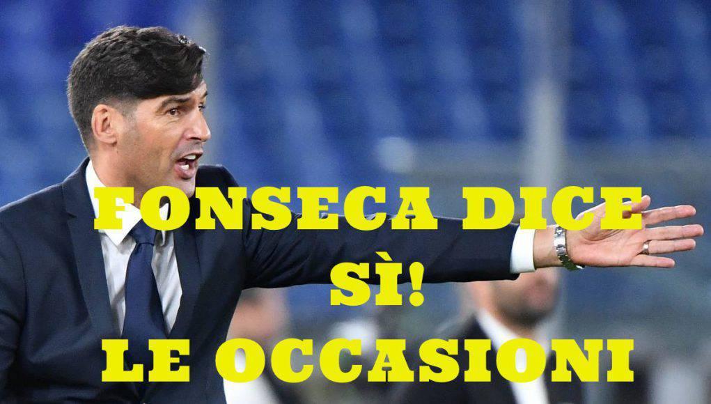 calciomercato Roma svincolati Fonseca