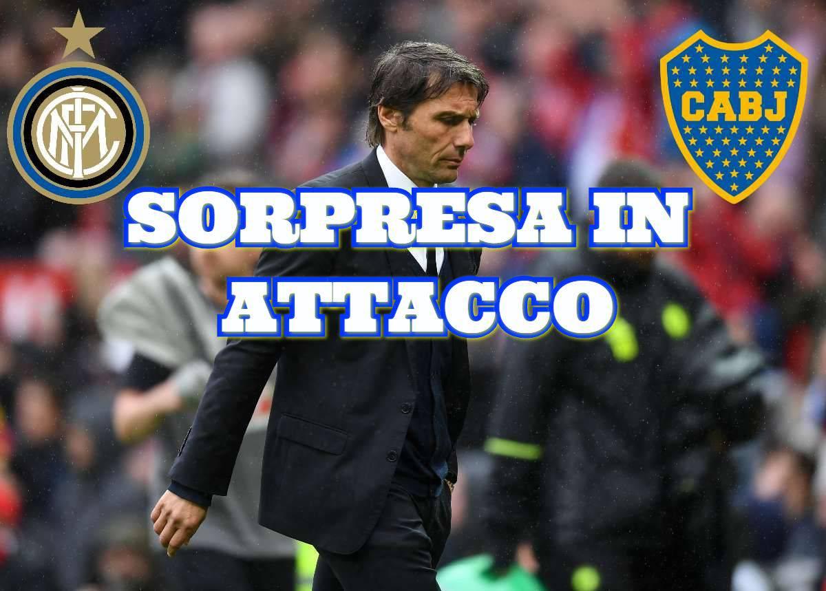 Calciomercato Inter Tevez
